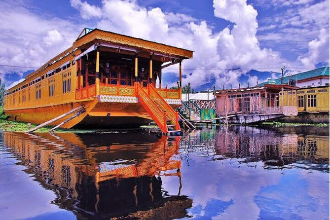 A land of unmatched scenic beauty and rich culture, Kashmir truly is a 'Heaven on Earth'. The state of Jammu and Kashmir shows a rich diversity in its landscape as people move from the south to the north. Low hills in the south, snow-capped peaks and velvety valleys in the centre and a barren, yet enchanting realm in the extreme north make up the state's geography. The state can be easily reached via road, rail and air from all parts of the country, leading to easy access. One of its top tourist destinations is its capital, Srinagar. Here, people can visit Dal Lake, take a ride on shikaras, stay in a peaceful houseboat and relax in lakeside Mughal gardens like Shalimar Bagh, Nishat Bagh and Chashma Shahi. The valley of Kashmir is surrounded by splendid hill stations like Sonamarg, Gulmarg and Pahalgam, where adventure sports like skiing can be relished in winters.