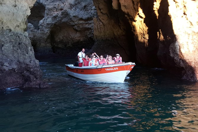 Ponta de Piedade Grotto Sightseeing Cruise from Lagos, Lagos, PORTUGAL