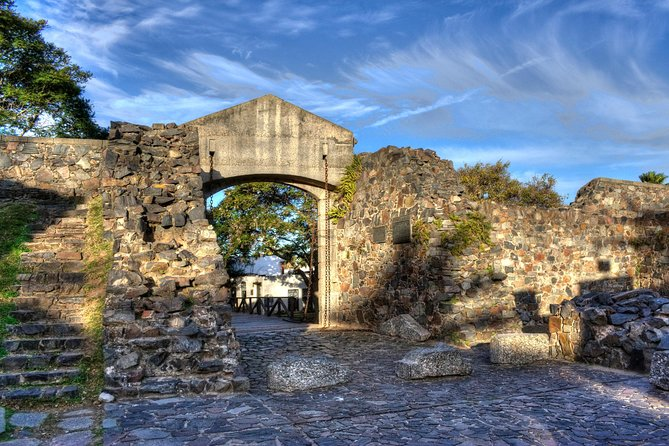 Take a day trip from the city of Montevideo to Colonia del Sacramento. In this 9-hour guided tour, enjoy a golden opportunity to discover this citadel. In 1995, Colonia was listed as a Cultural Heritage site by UNESCO for it's unique historic center, which harbors vestiges of the first Portuguese colony in the Rio de la Plata in 1680, as well as a rich Spanish heritage of the following centuries. This tour is great for history lovers as you stroll through the gate and amidst the centuries-old village and listen to your guide's commentary. Hotel pickup and drop-off and stops along to a local farm, Granja Colonia Collections Museum, and candy shop are included.