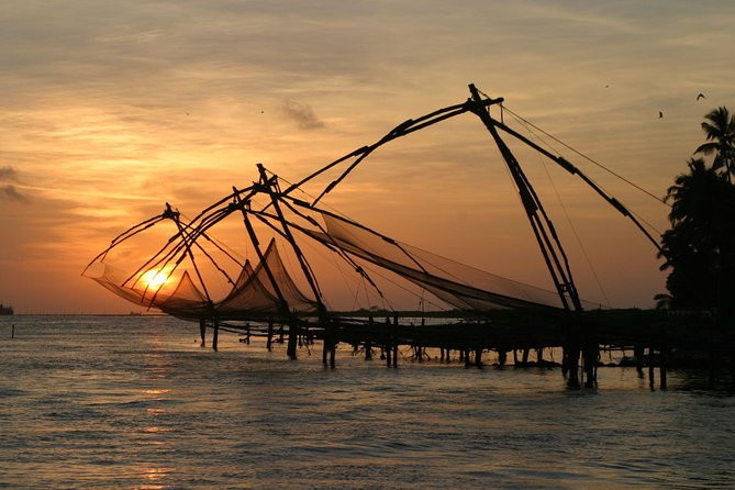 This group tour is specially designed for cruise travelers who dock at Cochin Cruise Port.The itinerary is designed in such a way that it meets your ships arrival and departure time so that you have a worry-free Shore Excursion and we will ensure your timely return to the Cochin port for this activity. Depending on your date of travel, you tour will follow one of the 3 itineraries below.<br><br>Itinerary A : Backwaters by Houseboat & Fishing Nets : Combo Tour Includes Backwater Cruise on Houseboat with Lunch on board and Fort cochin Chinese Nets Sightseein<br><br>Itinerary B : Backwaters by Houseboat : Tour Includes Backwater Cruise on Houseboat with Lunch on board (Morning Cruise) or Evening Tea/Coffee/Snacks (Afternoon Cruise)<br><br> Itinerary C : Glimpse of Cochin :Sightseeing Tour of Fort Cochin Chinese Nets ,Santa Cruz Basilica ,St Francis Church ,Dutch Palace ,Jew Town ,Jewish Paradesi Synagogue<br>