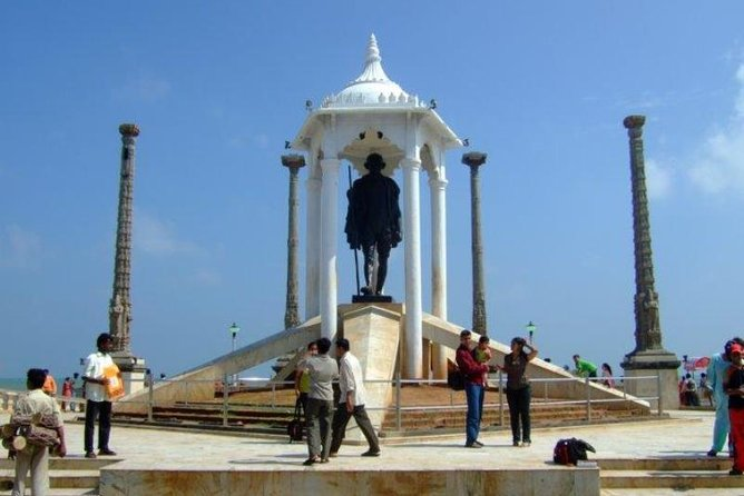 On this six-hour tour explore the major sights of the former French colony of Pondicherry and visit the unique township of Auroville. Pondicherry, or Puducherry as it is now called, remained under French rule until 1954. Even today, French influence is visible everywhere. Situated at a distance of 7 miles from Pondicherry is Auroville, an experimental township that was founded in 1968 and is today home to people of several nationalities.<br><br>Highlights:<br> • French quarter <br> • Statue of Mahatma Gandhi <br> • Bharati Park <br> • Matrimandir <br> • Sri Aurobindo Ashram