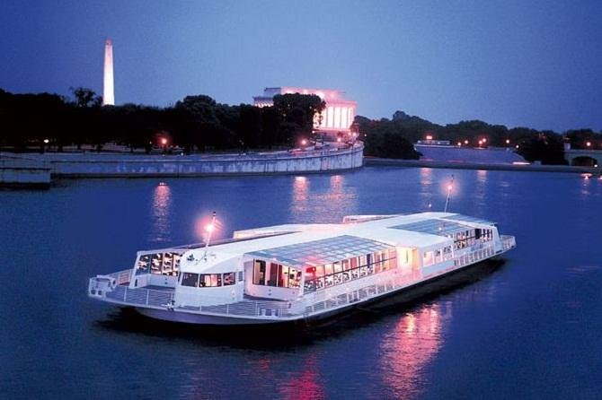 Washington DC Odyssey Dinner Cruise, Washington DC, ESTADOS UNIDOS