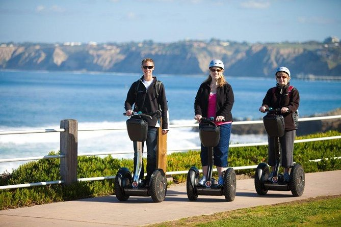Explore the stunning seaside neighborhood of La Jolla in San Diego on this morning or afternoon Segway tour. See top La Jolla attractions including Windansea Beach, Sunny Jim's Cave and Children's Pool Beach as your knowledgeable guide shares the history and culture of this affluent enclave. Admire gorgeous homes and upscale shops on this tour that allows you to cover much more ground than walking in a fun, novel way.