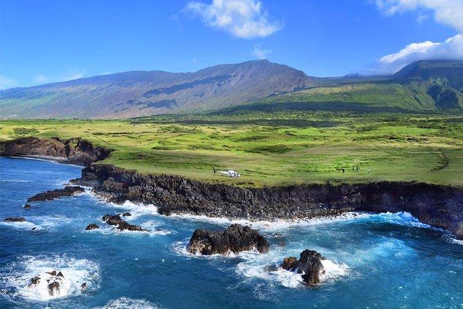 Recorrido en helicóptero a Hana y Haleakala en Maui con aterrizaje en el acantilado, Maui, HI, ESTADOS UNIDOS