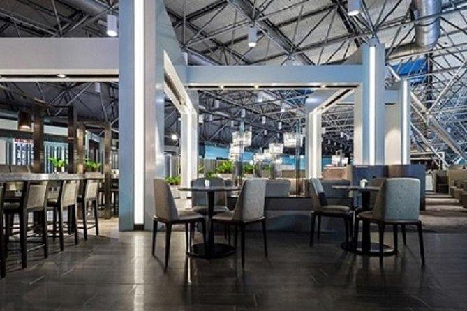 Taiwan Taoyuan International Airport Plaza Premium Lounge, Taipei, TAIWAN