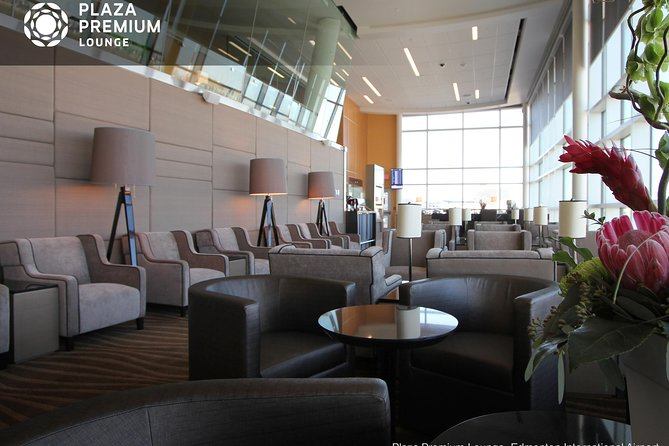Edmonton International Airport Plaza Premium Lounge, Edmonton, CANADÁ