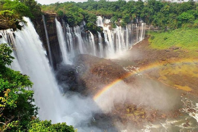 MAIS FOTOS, Angola Interior Tour: Calandula Falls - Black Rocks - Cangandala Park 3 Day Tour