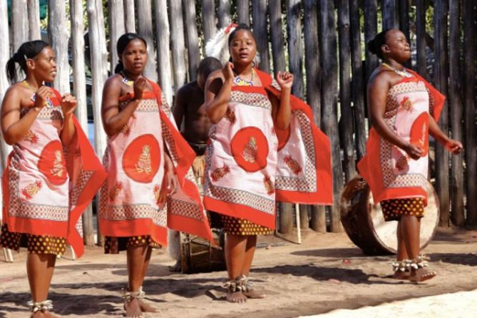 Swazi people are exceptionally genuine and welcome visitors with very warm, and open arms. Today we have a really unique opportunity to experience their culture.