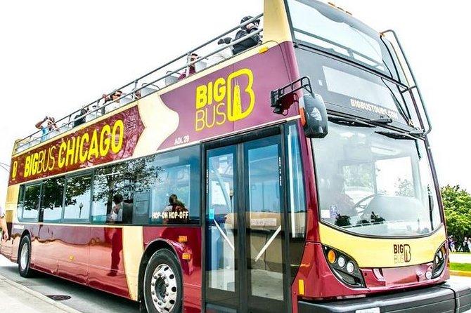 Recorrido en autobús con paradas libres Big Bus Chicago, Chicago, IL, ESTADOS UNIDOS