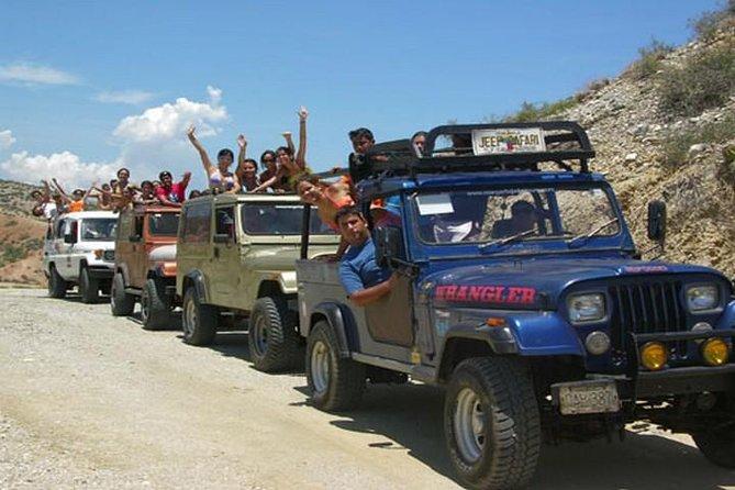 Jeep Safari, Isla Margarita, VENEZUELA
