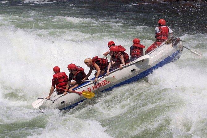 White Water Rafting (Zimbabwe), Cataratas Victoria, ZIMBABUE