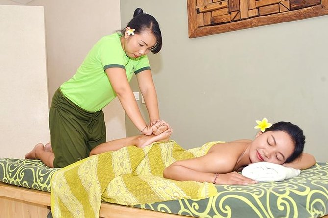 Aromatherapy massage is the alternative therapeutic technique which combines the natural therapeutic properties of the essential oils and the healing power of massage therapy. This package includes a 2-hour massage along with hotel pickup and drop-off services in the Jimbaran, Nusa Dua, Seminyak, Kuta, Sanur, and Canggu areas.