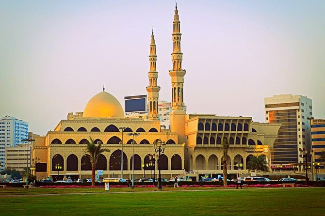 Sharjah is one of the popular Cultural City of UAE, the Wonderful and Majestictour half day Sharjah City tour starts from Dubai. We will pick up the Guests from the Door Step Wherever in Dubai. Our first Spots Startsfrom, Holy Quraan R/D, Sharjah Museum of Islamic Civilization - Which Represent the Islamic culture with more than 5000-artifacts from the Islamic World. Then Ajman and Sharjah boarder beach, famous King Faisal Mosque - This Mosque is One Of the Main landmark and one of the main monument in the Sharjah City.<br><br> After passing from this blessing site will move to the Sharjah Corniche, Nabooda house (museum), fish, fruit, vegetable market and the Central Souk (blue souk) .
