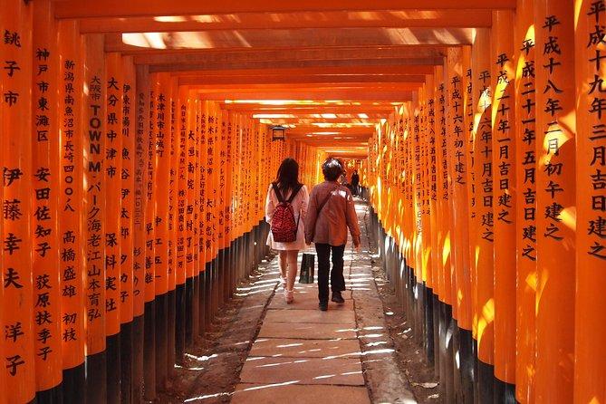 Fushimi Inari and Sake Tasting Tour, Kioto, JAPAN
