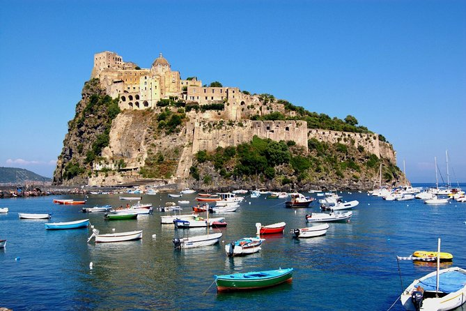 Ischia and Procida boat tour from Sorrento, ,