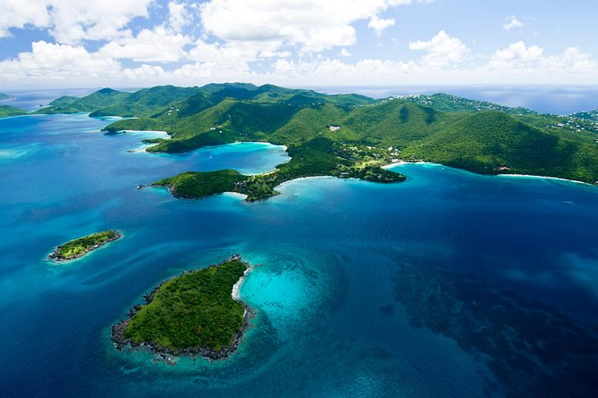 Embark on an outdoor adventure amid the gorgeous natural surroundings of St. John! Paddle your kayak across Caneel Bay from Honeymoon Beach and then snorkel around the serene and uninhabited Henley Cay. Marvel at the abundance of coral in the reef within Virgin Islands National Park and discover an impressive collection including brain, pillar, sheet, star, and the endangered elkhorn and staghorn. Choose from a 3- or 5-hour outing (the latter option includes lunch as well as a guided hike in to Honeymoon Beach on the Lind Point Trail), with guided instruction and equipment included in your tour.