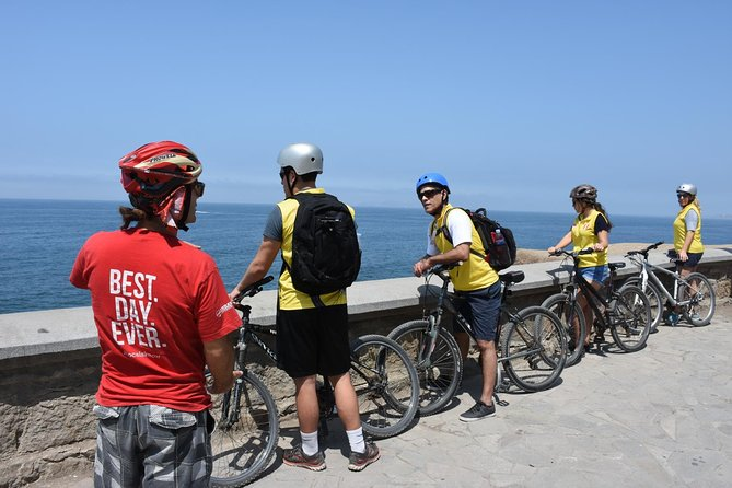 Excursão litorânea de bicicleta para grupos pequenos saindo de Lima, Lima, PERU
