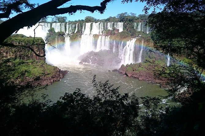 If you're working the Iguassu Falls circuit, then why not hit up the Argentine side of the falls with us? You'll get to see it from different points.