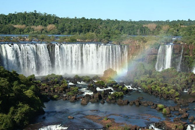 Take a full day to contemplate the nature and wonders of Iguassu National Park from every angle! View the falls from both Argentina and Brazil and get the total Iguassu experience. Once you've seen both sides of the falls, you'll realise how epic they really are, and how awesome Mother Nature really is!