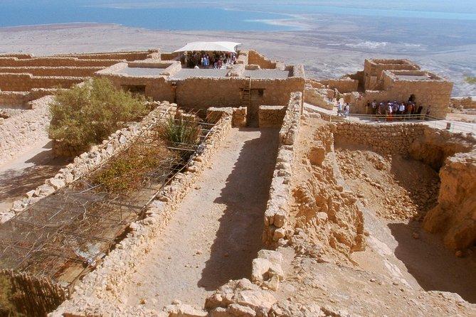 Excursão privada: Viagem de um dia para Masada e Mar Morto saindo de Jerusalém, Jerusalen, ISRAEL