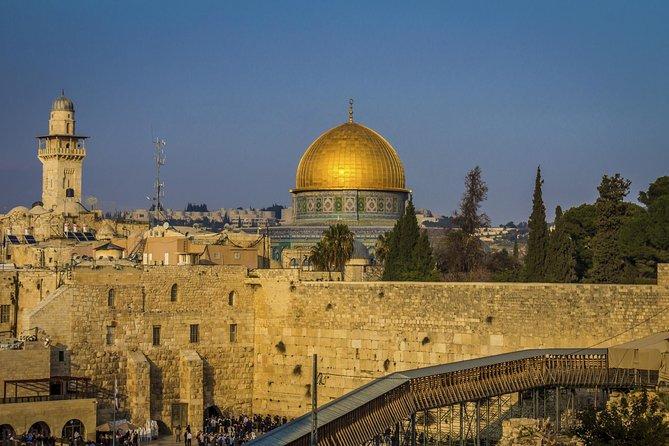 Super Saver de Jerusalén: excursiones de un día a Jerusalén y Belén y la ciudad de David y Jerusalén subterránea, Jerusalen, ISRAEL