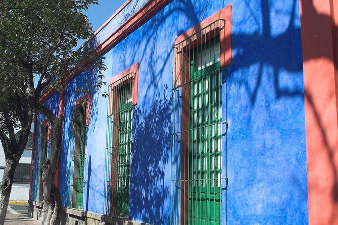 Coyoacán and Xochimilco including Frida Kahlo Museum, Guadalajara, MEXICO
