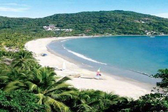 Excursión en tierra en Ixtapa: Excursión de medio día a Playa Las Gatas, Ixtapa, MEXICO