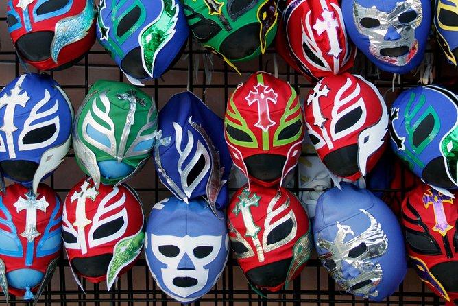 Mexican Wrestling: Experience Lucha Libre in Mexico City, Ciudad de Mexico, MÉXICO