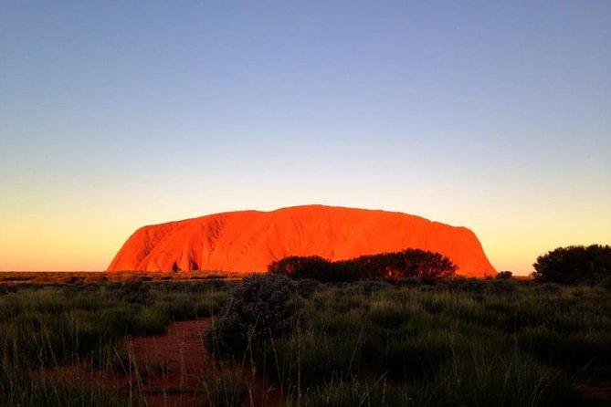 Small Group Uluru Sunset Viewing Tour, Ayers Rock, AUSTRALIA