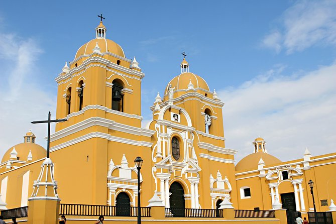 See Trujillo's top sights and orient yourself to this historical city on a 3-hour sightseeing tour. Visit the main square, Plaza de Armas, to see the Freedom Monument and the Trujillo Cathedral, and then take off around the city, passing by lovely colonial mansions, several churches including El Carmen Church and La Merced Church, and other attractions like Plazuela El Recreo. Plus, tour the National University of Trujillo Museum of Archeology, Anthropology and History with an experienced guide. Choose between a group and private tour.