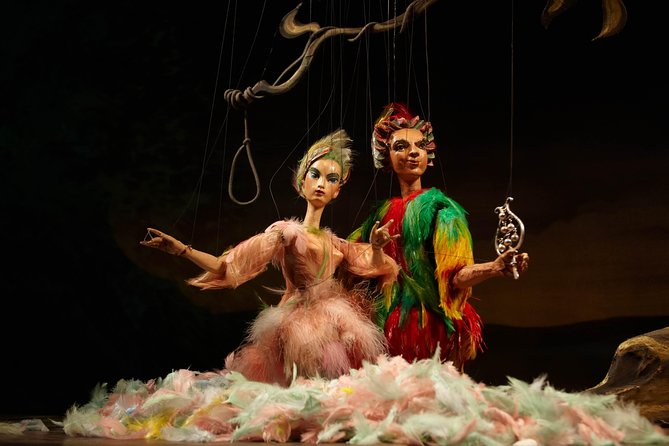 Salzburg Marionette Theater: The Magic Flute, Salzburgo, AUSTRIA