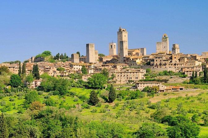 Excursión por la costa de Livorno: excursión privada de un día a Siena y San Gimignano, Livorno, ITALIA