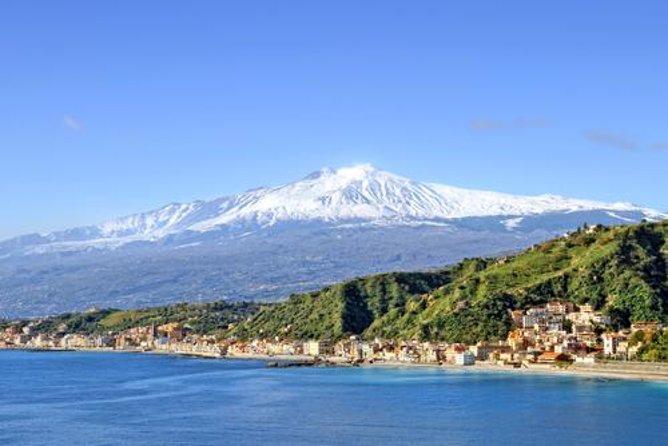 Excursión por la costa de Taormina: Excursión de un día a Taormina y el Monte Etna, ,