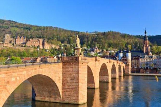 Heidelberg and Rhine Valley Day Trip from Frankfurt Incl Wine Tasting and Dinner, Frankfurt, ALEMANIA