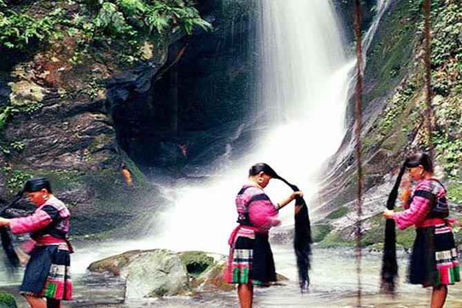 Excursión privada: cultura Longsheng y campos de arrozales en Longji., Guilin, CHINA