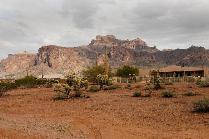 Apache Trail / Canyon Lake Steamboat Cruise, Phonix, AZ, ESTADOS UNIDOS
