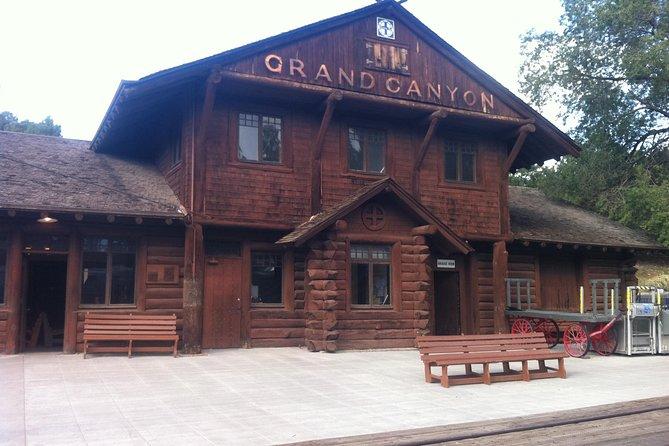 Grand Canyon Railroad Excursion from Sedona, Sedona y Flagstaff, AZ, ESTADOS UNIDOS
