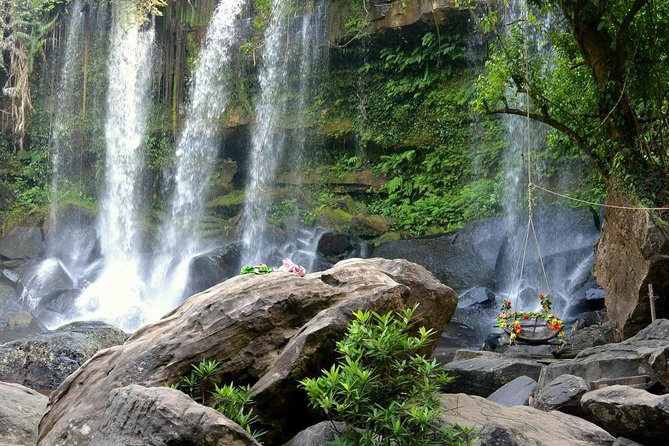 Book your Admission tickets to the beautiful Phnom Kulen National Park in advanced and skip the ticket office queues. Tickets will be delivered to your hotel the evening (from 5pm on) prior to your departure for your convenience.