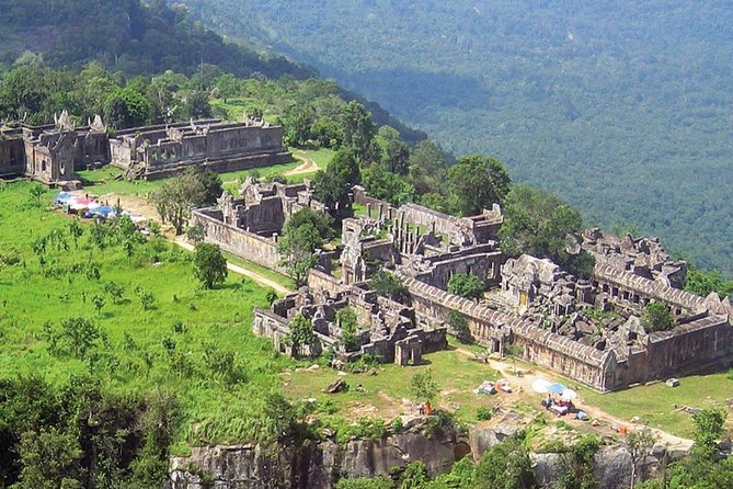 We will start the great full day private tour to Preah Vihear temple from Siem Reap. Visit a town of Anlong Veng which was served as the last head quarter of Khmer Rouge lasted till 1998. Visit a world heritage temple of Preah Vihear along the border.