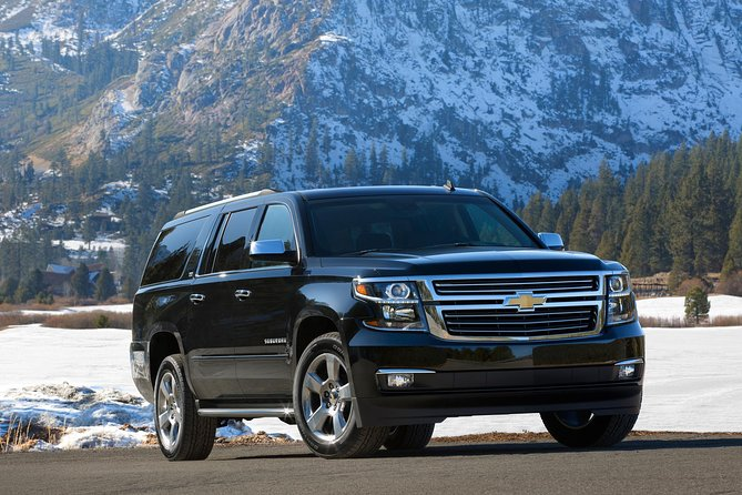 Private Transport from Downtown Vancouver to Whistler, Vancouver, CANADA