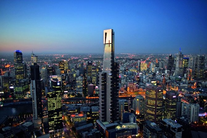 Experience Melbourne from the dizzying heights of the Eureka Skydeck 88, which boasts spectacular 360-degree views of the city. See Melbourne's most iconic landmarks, spot ships sailing on Port Phillip Bay and admire the Dandenong Ranges from the highest point in Melbourne. For the ultimate rush, upgrade to include entry to 'The Edge' – a glass cube that projects out from the Skydeck with you in it!<br><br>IMPORTANT NOTICE: At this stage Eureka Skydeck will be temporarily closed until 31 May 2020 and we will continue to monitor the situation as it evolves due to safety precautions from COVID-19