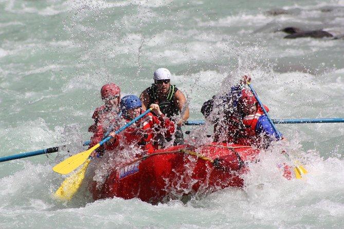 MÁS FOTOS, Sunwapta Challenge Whitewater Rafting: Class III Rapids