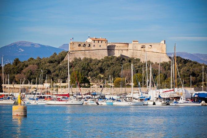Excursión por la costa de Cannes: Excursión de un día para grupos pequeños en la riviera francesa, Cannes, FRANCIA