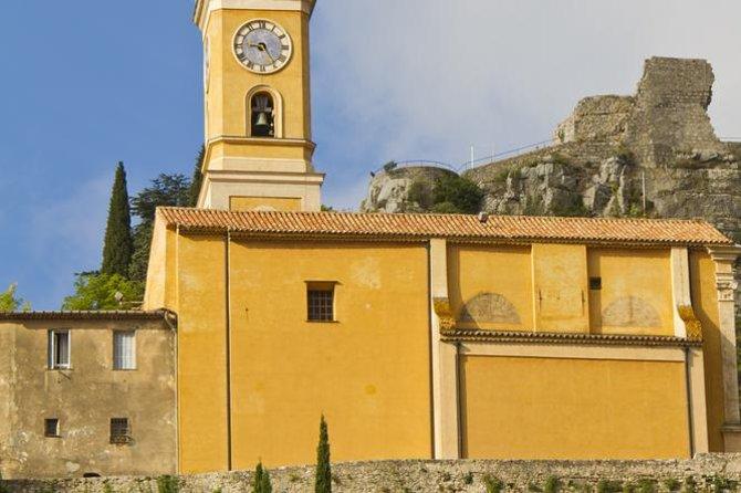 Excursión por la costa de Villefranche: Recorrido de un día para grupos pequeños de Mónaco y Eze, Niza, FRANCIA