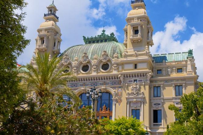Excursión por la costa de Villefranche: Recorrido de medio día para grupos pequeños de Mónaco y Eze, Niza, FRANCIA