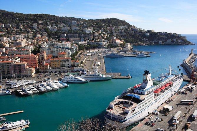 Excursión por la costa de Cannes: Excursión de medio día para grupos pequeños a Niza, Cannes, FRANCIA