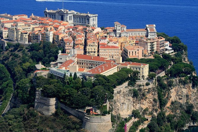 On the way to Monaco, enjoy the panoramic drive along the coast, over Nice, Villefranche Bay, and Monaco. Stop in Eze to visit this amazing medieval village and learn about the whole process of perfume with Fragonard. After a drive through the village of la Turbie and its 2000 years old monument, the Trophy of the Alps, you will reach the Principality. Discover the Casino square of Monte-Carlo with luxury shops and cars.<br><br>Take a ride on the Formula 1 circuit and reach the old town. Stroll in the tiny streets, see the changing of guards (11.55 am), visit the Oceanographic museum, the Prince's Palace, and the Cathedral. This small-group excursion is limited to eight people, ensuring you'll receive personalized attention from your guide.