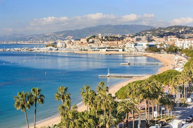 Tour de medio día para grupos pequeños a Cannes, Antibes y St Paul de Vence desde Niza, Niza, FRANCIA