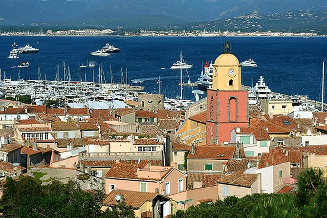 Small-Group Full-Day Tour to Saint-Tropez from Nice, Niza, FRANCIA