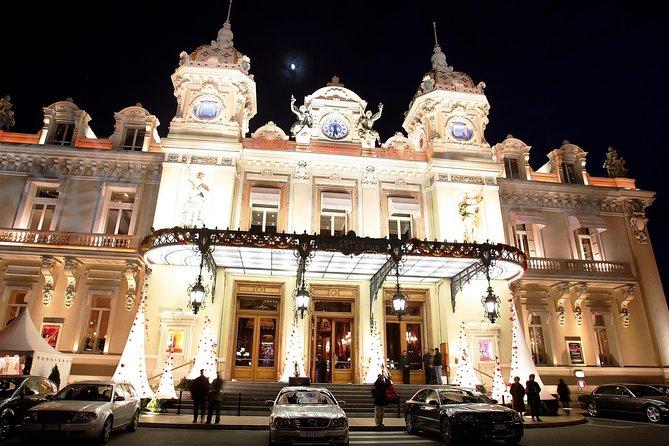 Monaco Monte-Carlo Small-Group Half-Day Night Tour from Nice, Niza, FRANCIA